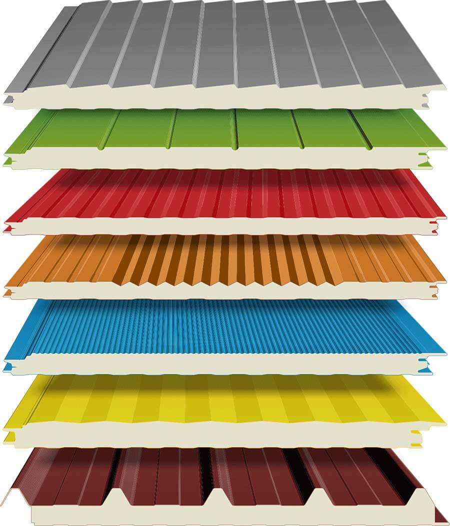 Image result for sandwich panel